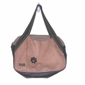 Chala Bowling Tote Bag Dusty Rose